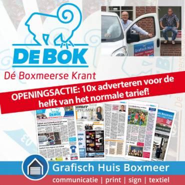 'de Boxmeerse krant' DeBoK
