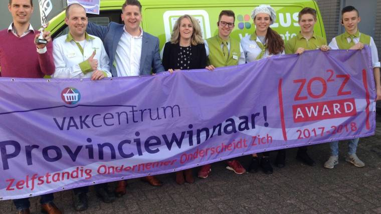 Beste Supermarkt Ondernemer Limburg!